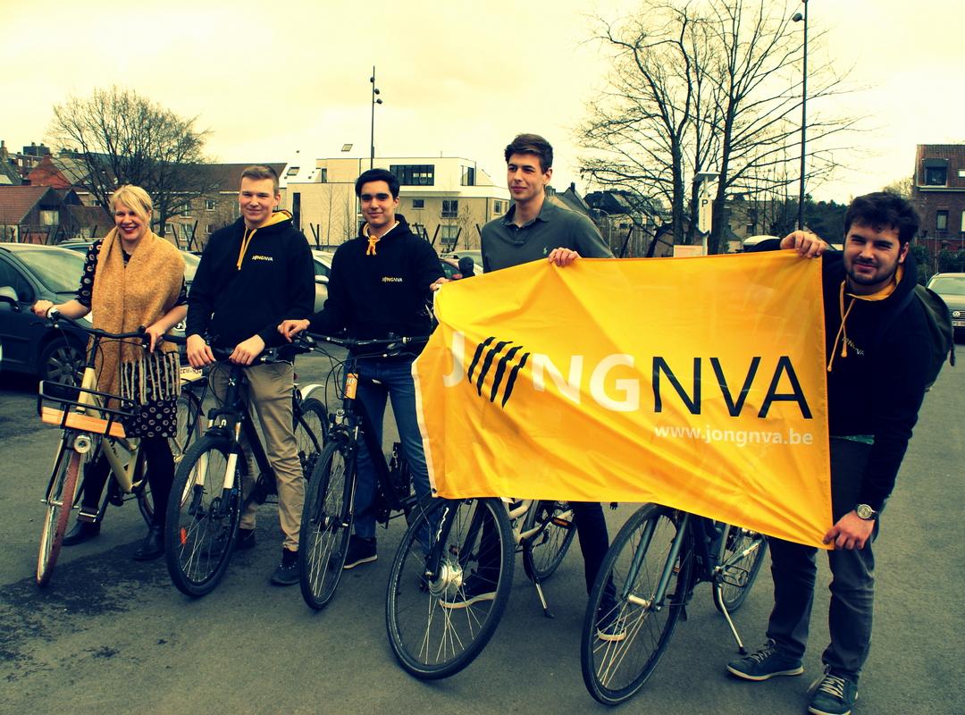 klimaatvriendelijke fietsstallingen
